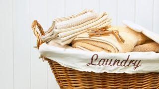 洗濯代行とクリーニング
